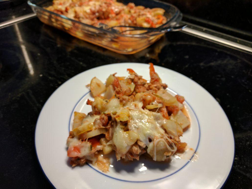 Kartoffel Kcal kartoffel thon gratin 159 kcal florence kocht